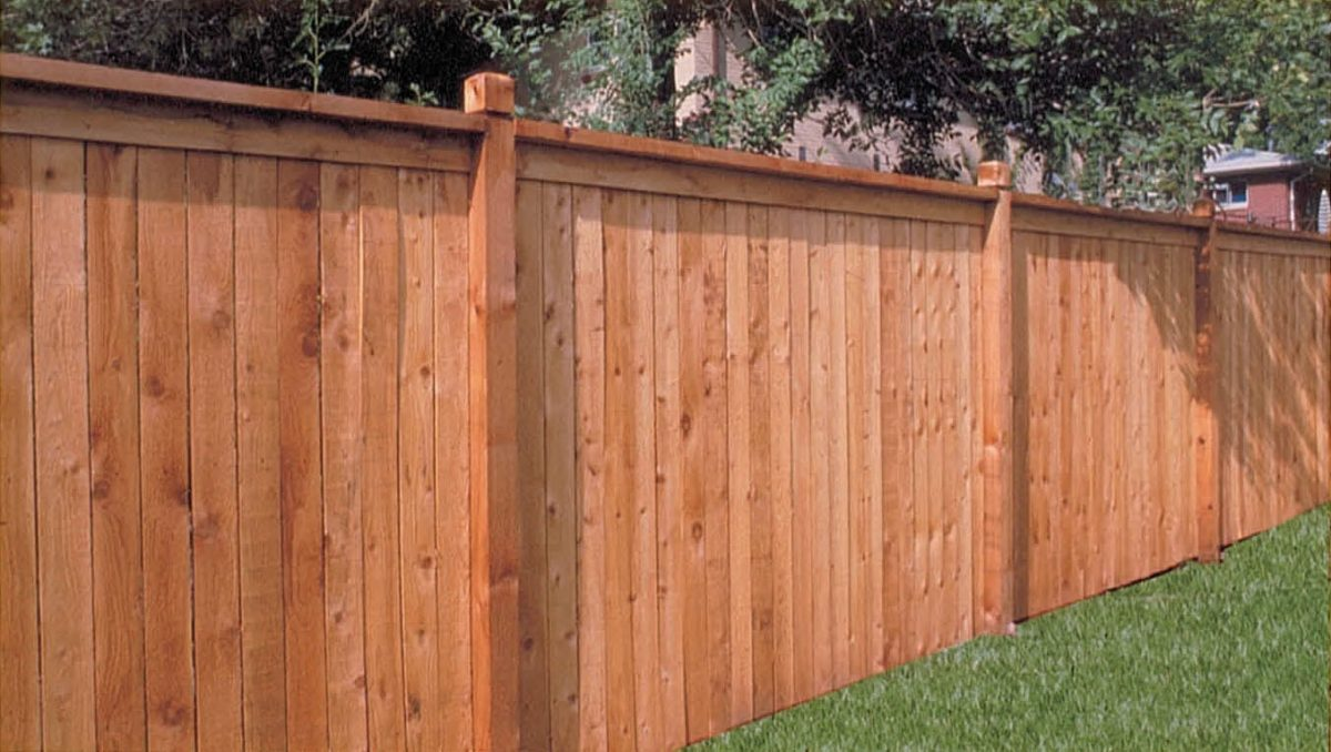 Boundary Fence Colorado S Residential Fencing Experts