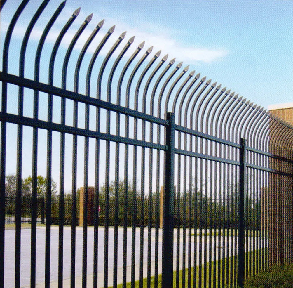 Wrought Iron Fences By Boundary Fence Supply Company