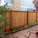 custom cedar fences in Denver metro, Colorado