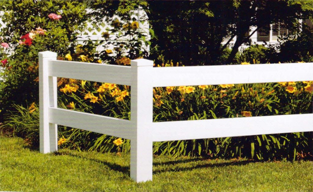 Denver custom ranch rail fences