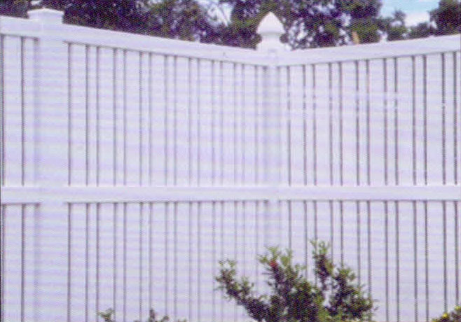 Colorado semi-private fences