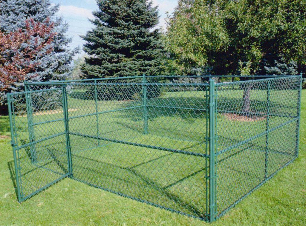 Green Dog Kennel