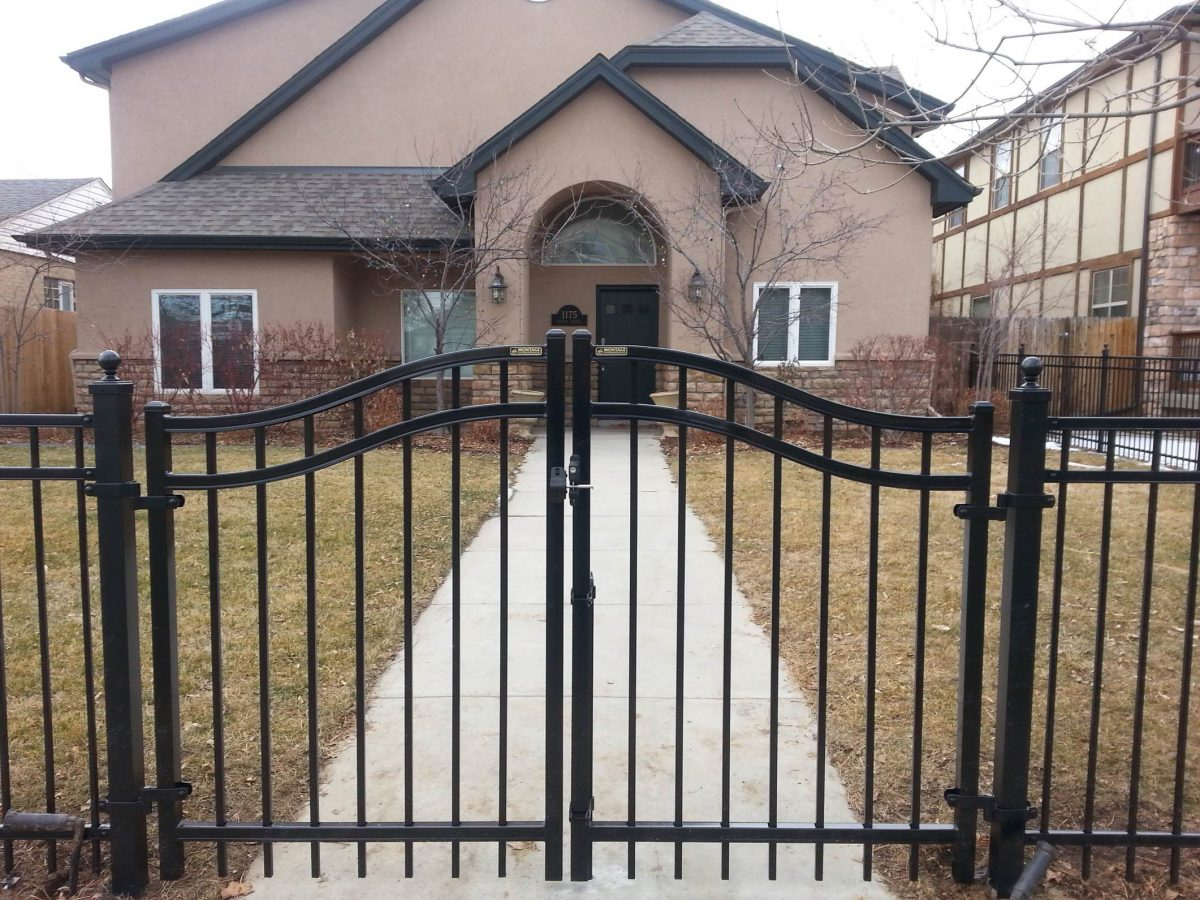 Majestic Residential Gate