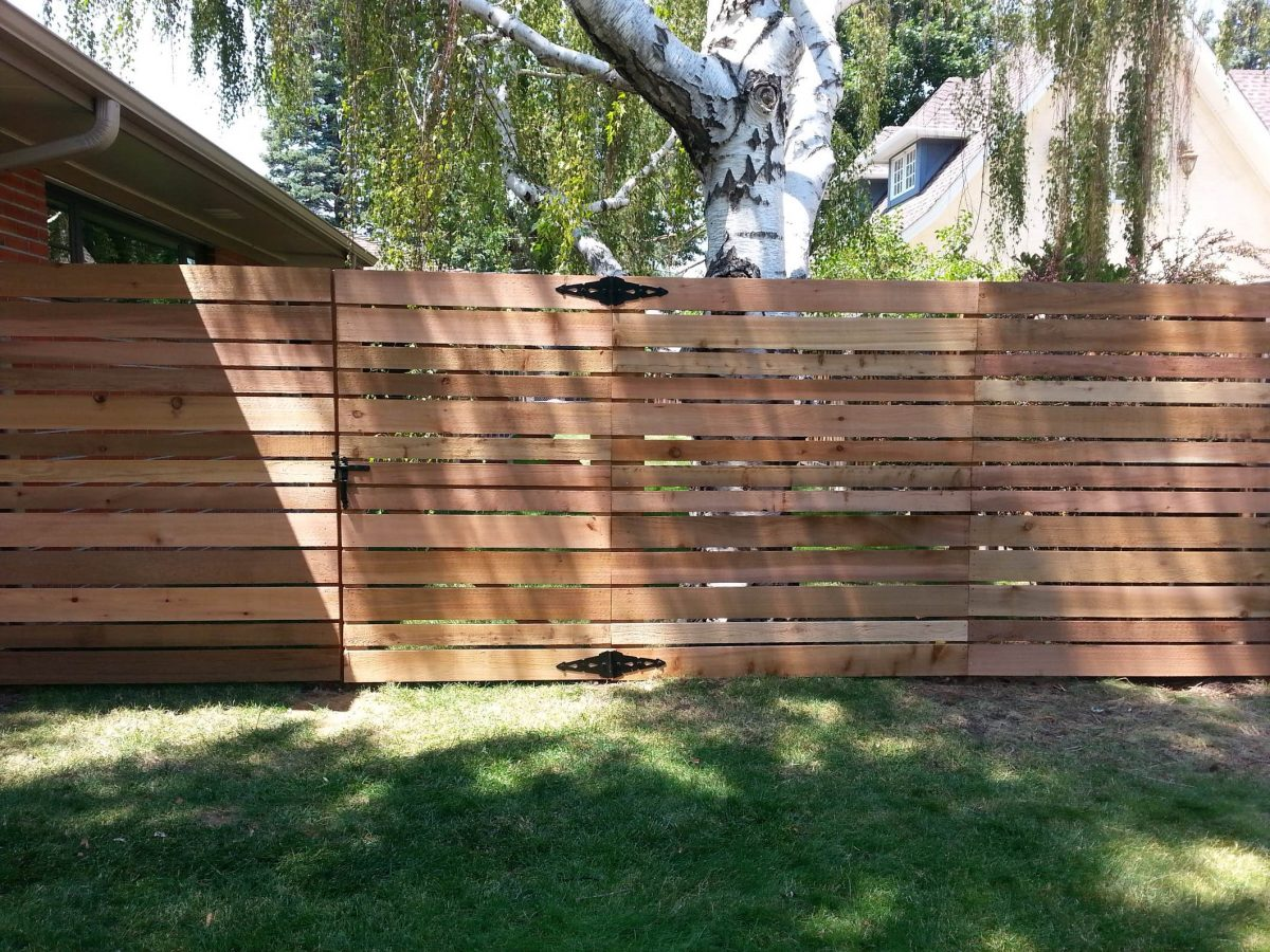 Wood Gate fences Boundary Fence Supply