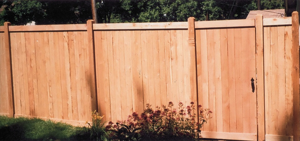 Colorado custom privacy fences